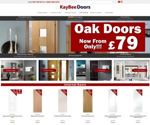 Kaybee Doors Home Page
